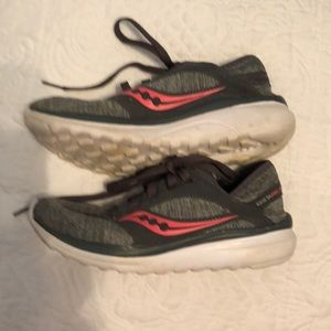 Saucony sneakers, size 6 1/2